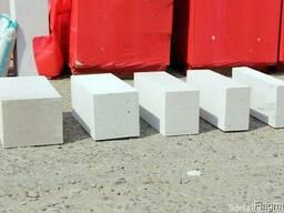 Блоки газосиликатные 1 категории D500