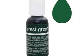 Гелевый краситель Chefmaster Liqua-Gel Forest Green 21 гр.