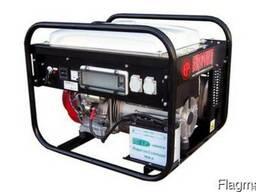 Генератор EP7000 Honda 6 кВт с автозапуском и АВР