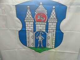 Геральдический флаг г. Могилева