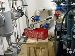 Гидравлические испытания систем отопления