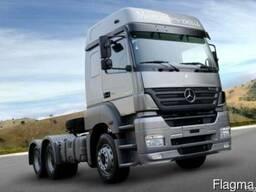 Гидравлика на Mercedes