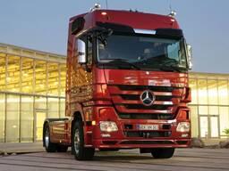 Гидравлика на самосвал Mercedes