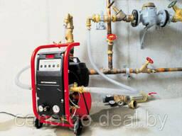 Гидроиспытания систем отопления (опрессовка)