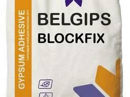 Гипсовый клей Blockfix