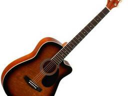 Гитара акустическая Homage LF-3800CT-SB