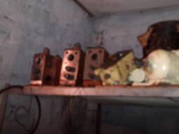 Главный пусковой клапан в сборе 27906