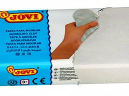 """Глина для моделирования """"Jovi"""" отвердевающая, белая, 1000 г"""