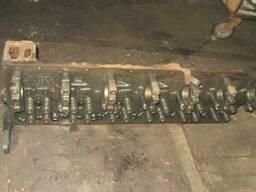 Головка блока цилиндров Рено Магнум ДХИ