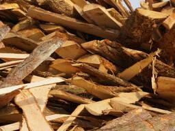 Горбыль древесный (сосна)