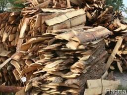 Горбыль, дрова, отходы деревообработки