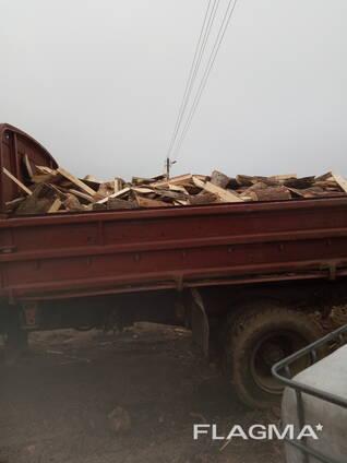 Горбыль на дрова.