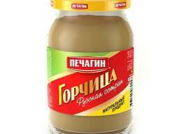"Горчица ""Русская"" стеклобанка 200 гр."