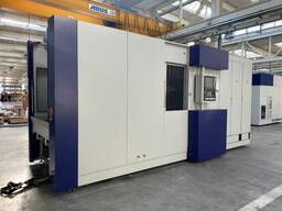 Горизонтальный обрабатывающий центр Schiess Hori Mill 63V