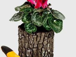 Горшок-цветочница вертикальный малый