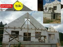 Готовый проект жилого дома для согласования