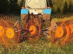 Грабли колесно-пальцевые Навигатор H90V10С
