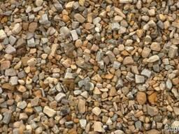 Гравий (рассев природных песчано-гравийных смесей)