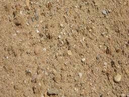 Гравийно-песчаная смесь для бетонных работ