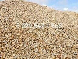 Гравийно-песчаная смесь С4