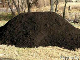 Чернозём , грунт плодородный