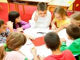 Групповые занятия по математике. обучение решению вс