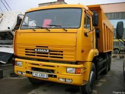 Грузоперевозка сыпучих грузов - фото 1