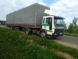 Грузоперевозки 12 тонн 90 м3
