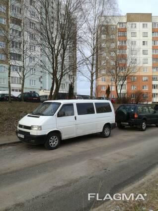 Грузоперевозки VW Transporter Long до 1,5т