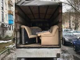 Грузоперевозки грузчики вывоз мусора переезды Витебск - фото 3