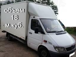 Грузоперевозки, грузовое такси в Витебске. Срочный выезд.