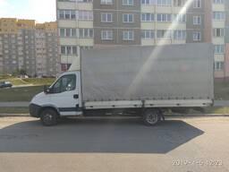 ГрузоПеревозки по Гродно и РБ до3т, 6м (Нал/безнал)