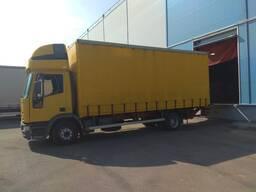 Грузоперевозки по Минску и РБ 5 тонн 40 кубов (Гидроборт)