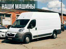 Грузоперевозки по территории Республики Беларусь.