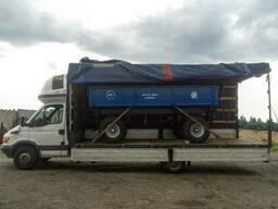 Грузоперевозки 1 - 5 тонн. Тенты и открытые. Минск. РБ.