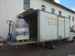 Грузовое такси с гидробортом и рохлей в Минске-РБ-РФ до 3, 5т
