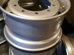 Грузовые диски R22,5; R20; R19.5; R17.5