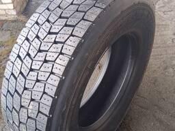 Грузовые шины восстановленные