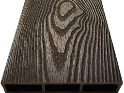 Грядки из ДПК NauticPrime Esthetic Wood с 3D рисунком 150х25х2950мм