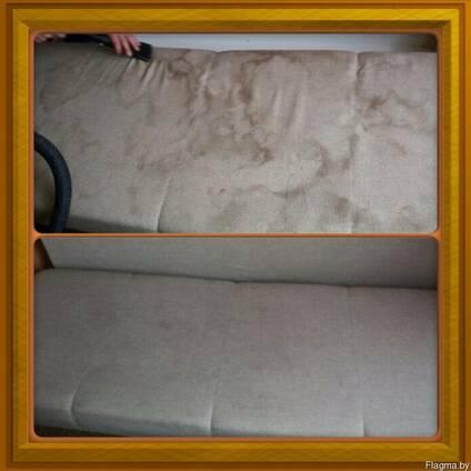 Химчистка мягкой мебели в Гомеле на дому