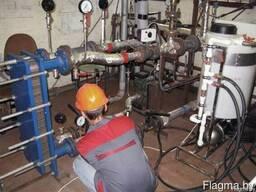Промывка теплообменников расценка замена прокладок теплообменника a16xer
