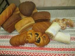 """Хлеб и хлебобулочные изделия от ОАО """"Комбинат """"Восток"""""""