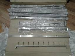Холдер из нержавеющей стали, навески, заглушки, крючки, стойки - фото 3