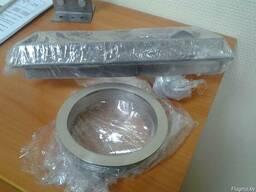 Холдер из нержавеющей стали, навески, заглушки, крючки, стойки - фото 5