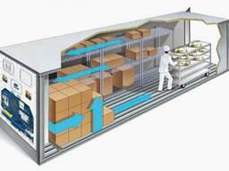Холодильник аренда