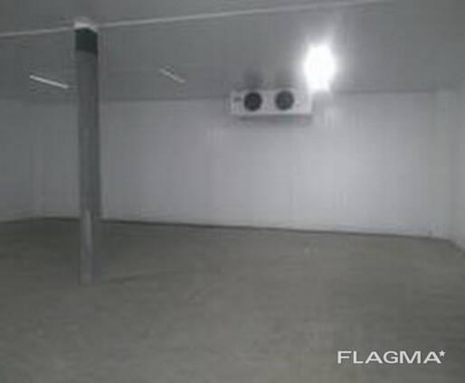 Холодильно-морозильные и складские помещения