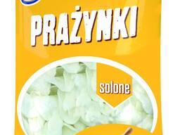 Хрустящая закуска с солью ( чипсы )