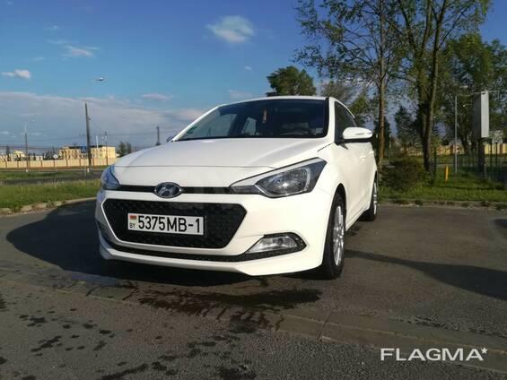 Hyundai i20 В аренду
