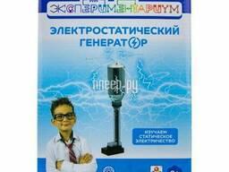 Игра 1Toy Экспериментариум. Электростатический генератор Т14047