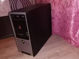 Игровой компьютер для учебы и офиса